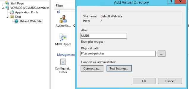 VMware UMDS for Shared Repository Patching – DiscoverTheTechnologies