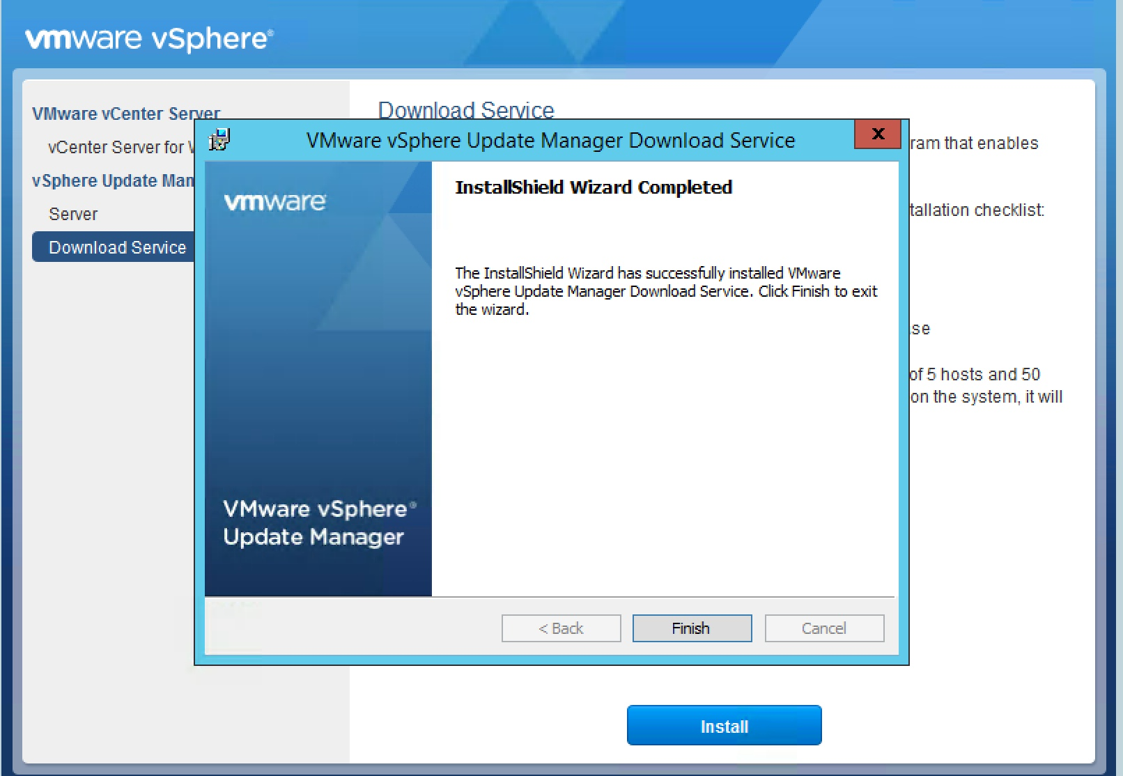 VMware UMDS for Shared Repository Patching